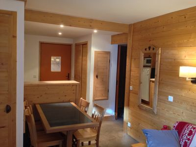 Photo for Apartment ACONIT Les Menuires 3 Valleys for 4 people