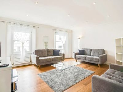 Photo for Modern 2 bed just a 1 min walk to Paddington tube