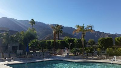 Photo for Fabulous Poolside Villa With Walking Access To The Best Of Palm Springs