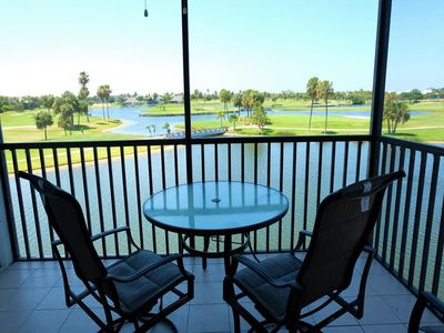 Photo for Updated 2 BED / 2 BATH Condo with Amazing Golf Course and Lake Views!