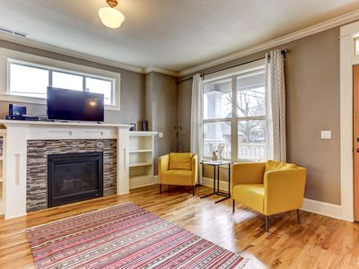 Photo for 3BR Apartment Vacation Rental in Portland, Oregon