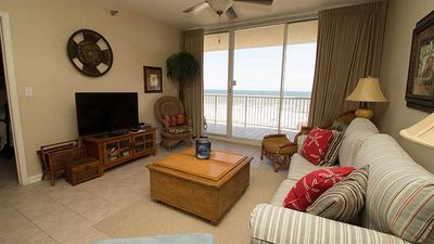 """Direct Gulf View, WIFI, and a """"Smart"""" HDTV!"""