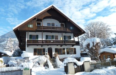 Photo for Wetterstein - Comfortable apartment with 2 balconies and a wonderful mountain view