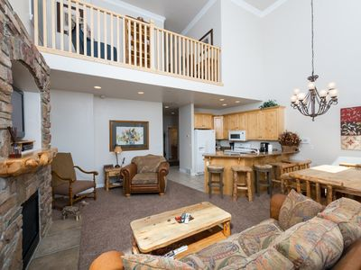 Photo for Lakeside 17: Huntsville, Utah PET FRIENDLY Vacation Rental - Snowbasin Lodging