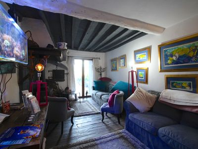 Photo for Beautiful Ancient House with Wonderful Views set in a Tranquil Mountain Village