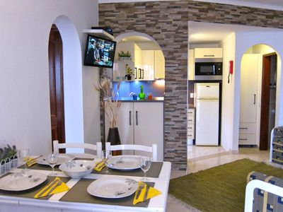 Photo for 2 Bedroom Apartment - with pool and playground