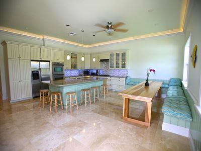 Photo for New 5 Bedroom Luxury Waterfront Home, Close to Beach