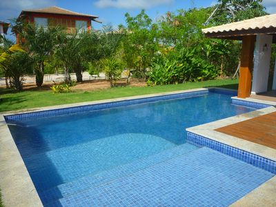 Photo for HOUSE IN CONDOMINIUM BY THE SEA, THE NATURAL POOLS OF FORT BEACH