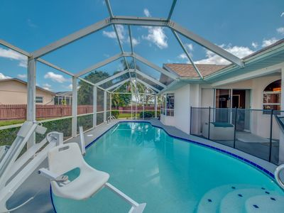 Photo for Roelens Vacations - Villa Hope - Cape Coral