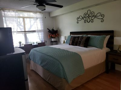 Photo for Charming Bedroom with Separate Entrance