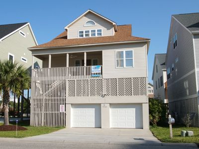 Photo for DREAM COME TRUE... a North Myrtle Beach vacation home just a block from the beach.