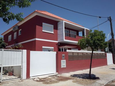Photo for Apart. 500 meters from the beach, free wifi, private terrace with barbecue
