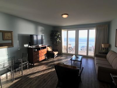 Photo for BEST PRICES, Two Bedroom Plus Bunks, Amazing Ocean Views & Resort