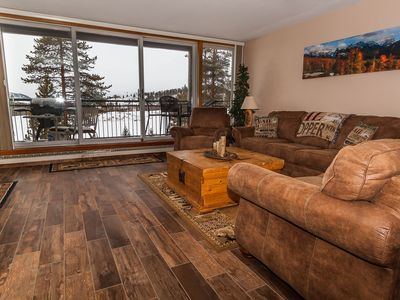 Photo for Mountain & Golf Course Views, Master Suite w/King Bed, Free WIFI