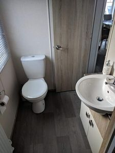 Photo for Cozy Caravan For Hire At Sandy Bay