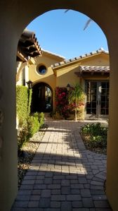 Photo for Luxury 4 bedroom Tuscan Villa in Andalusia Country Club, La Quinta, CA
