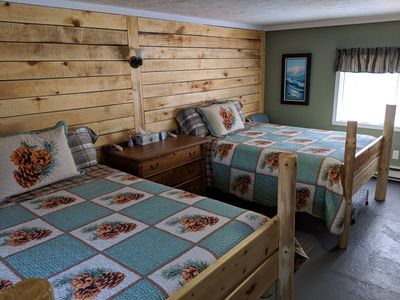 Photo for Finley's Riverside Cabins   Cabin # C