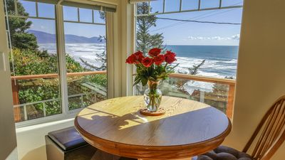 Photo for Completely Renovated Ocean View cottage. Walk to the beach!!