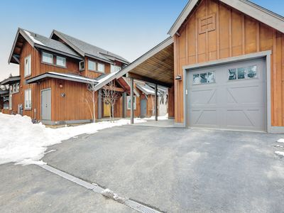 Photo for Family Friendly Suncadia Home, Walk to Everything!  With Hot Tub & Fire Pit