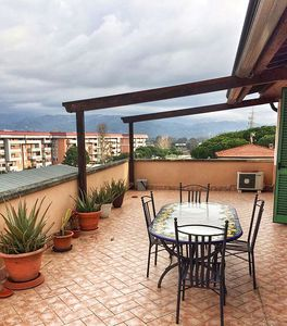 Photo for Penthouse in Viareggio with large terrace 4 people