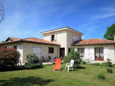 Photo for Vacation home Orphée (GEM120) in Gaillan-en-Médoc - 8 persons, 3 bedrooms