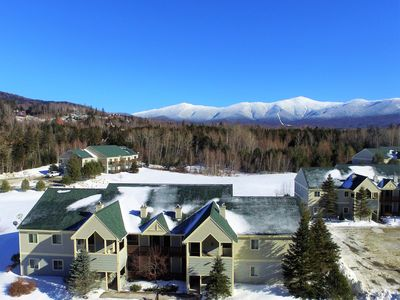S3 AWESOME VIEW OF MOUNT WASHINGTON! Family getaway in Bretton Woods
