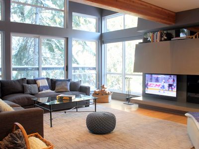 Photo for Beautiful Whistler Mountain-Side House