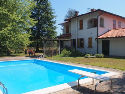 Photo for Villa in Vicchio with 4 bedrooms sleeps 9