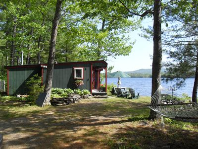 Photo for Water's Edge Cottage on Quiet Pond