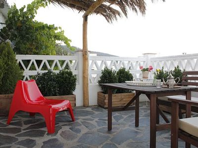 Photo for Rural accommodation Las Camarillas, in the upper Alpujarra. La Placeta Guesthouse