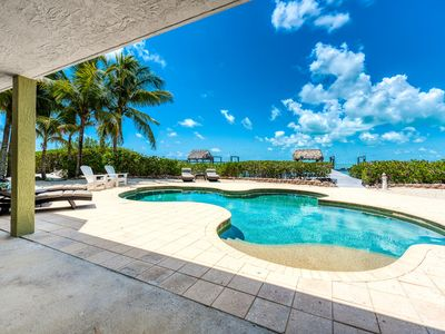 Photo for ***Lime Key*** Pool, Dock, Bayfront, Elevator, Newly Remolded