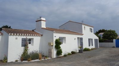 Photo for 3 BEDROOM VILLA BETWEEN THE BEACH AND THE TOWN NOIRMOUTIER