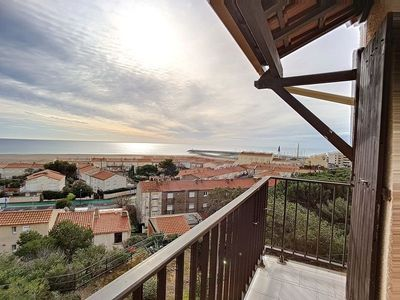 Photo for APPT DUPLEX-BALCONY WITH BEAUTIFUL SEA-VIEW OF SAINT PIERRE LA MER
