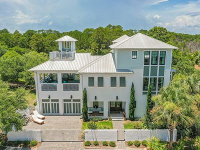 Photo for Seaspell Sands - Gated Neighborhood, Community Pool, 4 Bikes, in Seagrove