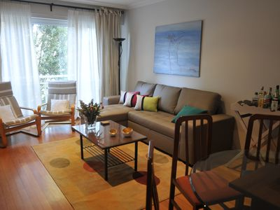 Photo for Rest of Sar. Spacious, sunny and quiet apartment.