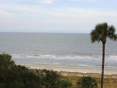 Photo for Ocean Front Villa in Palmetto Dunes!