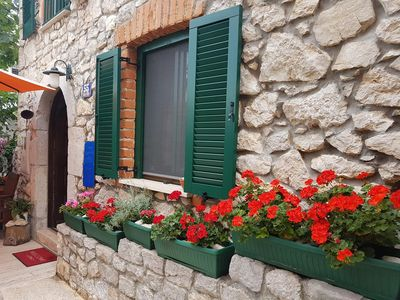 Photo for One bedroom apartment with air-conditioning Selce, Crikvenica (A-12668-a)