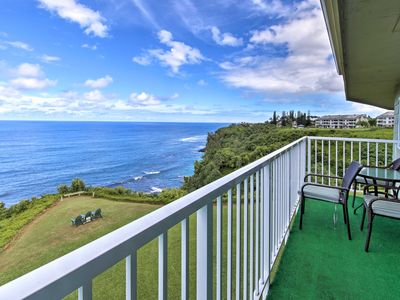 Photo for Unforgettable 180 Degree Top Floor Oceanfront View