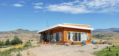 Photo for Full size 2bd 2 bath 1320sf Home in the Gorgeous Paradise Valley In Emigrant, MT
