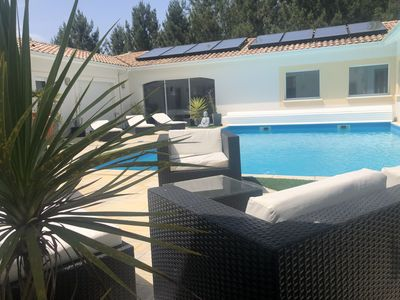 Photo for Villa 8 people Ocean Landes 20 minutes from the beaches