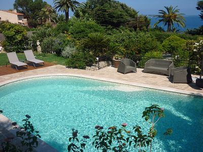 Photo for CHARMING VILLA near Cannes with Pool & Wifi. **Up to $-4536 USD off - limited time** We respond 24/7
