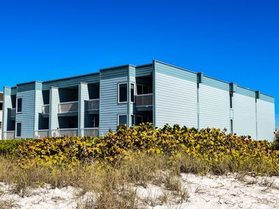 Photo for Seaside Beach House 105 2 BR/ 1.5 BA condo in Holmes Beach sleeps 4