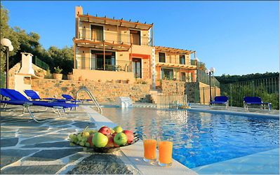 Photo for Villa Corinna - Beautiful Villa with Private Swimming Pool, Hot Tub and A/C ! - Free WiFi