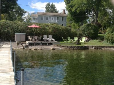 Spacious, Historic Home on West Side of Owasco Lake!