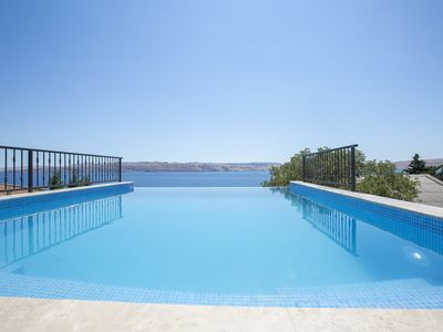 Photo for Apartments Matea with Infinity  Pool       Top 4