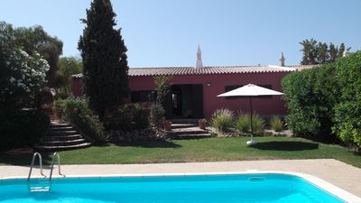 Photo for Typical House- Albufeira - Romantic and warm