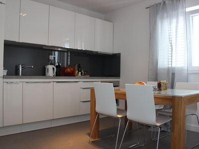 Photo for NEW MODERN SPACIOUS FAMILY FRIENDLY APARTMENT FULL EQUIPPED FOR LONGER STAY