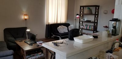Photo for Newly renovated one bedroom studio apartment with all furniture, and kitchen
