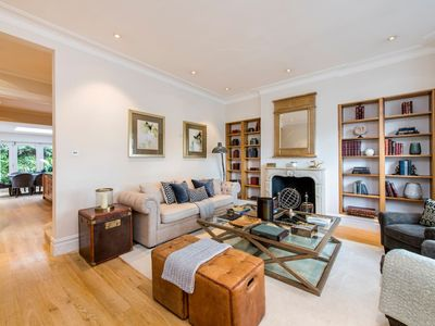Photo for NEW! Elegant 3 bedroom house in Parsons Green - Three Bedroom House, Sleeps 6