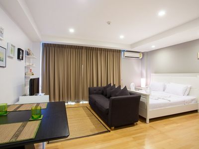 Photo for 1BR Studio with SofaBed@Rocco HuaHin_6A